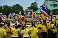 Thailand's powerful military and billionaire clans are strongly supportive of the monarchy -- and have little incentive to support reforms