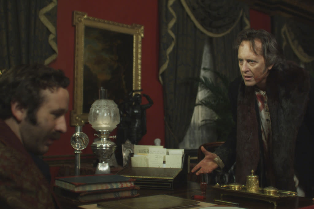 "Chris O'Dowd as William Rackham in ""The Crimson Petal and the White"" on Encore."