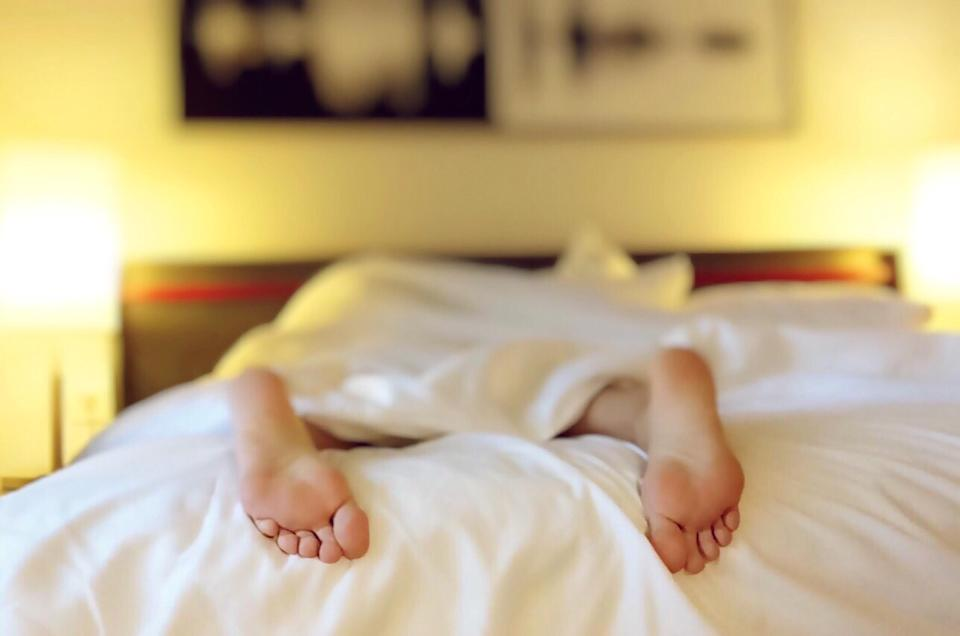One internet forum provides their top tips for getting a blissful night's sleep [Photo: Pexels]