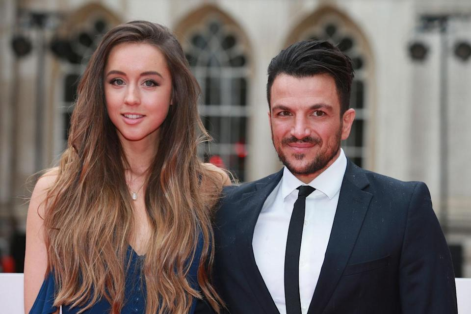 <p>Peter Andre is having to isolate away from wide Emily, sources say</p> (Chris Jackson/Getty Images)
