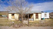 """<p><strong>Chloride Ghost Town, NM</strong></p><p>A few residents still remain in <span>this Sierra County village</span>, but much of the town is abandoned. The community was once a bustling mining hotspot in the 1800s, but many left after business dried up. The post office closed in the 1950s, and many of the western-style buildings were left to collect the desert dust. </p><p>Photo: Flickr/<a href=""""https://www.flickr.com/photos/vsolanoy/40556965054/in/photolist-24MT3Jb-5zhyp-8TqBNF-J3yBs-VJuKEi-5zhE9-5XuZm1-5H9H3U-4TNprN-2fzRo5-2fzs6y-mnDrWo-2fzuUU-2fuPcg-2fv7ip-2fvjYM-2fv4pH-jtV6Cr-2epTZhx-oDrCNL-QmzacV-5XZFZH-rgnVbM-W61rLT-2fvowV-2386noj-24DNmer-U5piBj-XGCwP6-mmGnhp-A6qebR-HK4z8E-znQLXH-CaWazR-7kGXBg-XGusE3-XaxHZW-8BBNq3-Gw76oG-4g3LQg-CJrbqe-a2c3Ru-8y14wA-SQHHhv-uGwFy-dnhyMz-63t4Ed-oCmVqn-dmqjh1-dvUtmA"""" rel=""""nofollow noopener"""" target=""""_blank"""" data-ylk=""""slk:Victor Solanoy"""" class=""""link rapid-noclick-resp"""">Victor Solanoy</a></p>"""