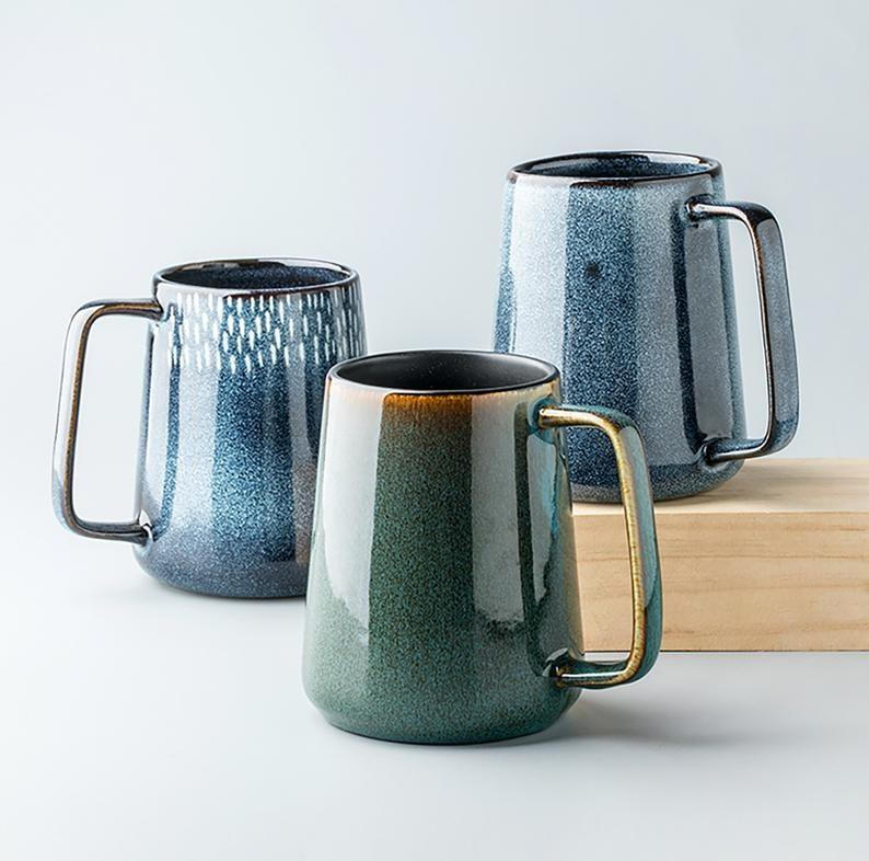 <p>These <span>Ceramic Mugs</span> ($22, originally $26) pairs well with a good book or a cozy throw.</p>