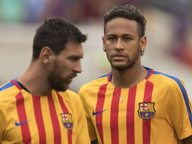Real Madrid enforcer Casemiro has insisted that Neymar would get on 'very well' with Cristiano Ronaldo should the Paris Saint-Germain superstar wind up at the Bernabeu, stating his fellow countryman 'knows the door is always open' in the Spanish capital. Neymar has been linked with a move to Real ever since he left Barcelona in a €222m move to PSG last summer. There were suggestions last week that the player's father told Los Blancos that a deal could be struck for €400m when he met club...