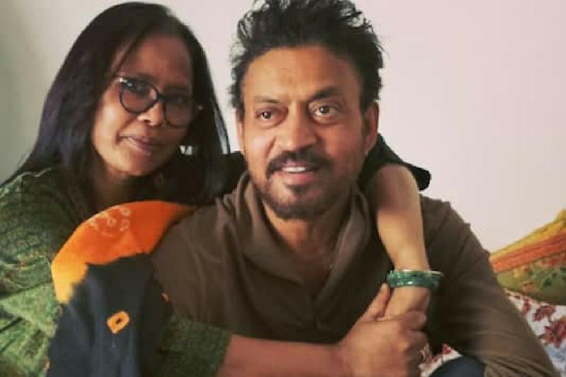 Irrfan Khan's Wife Sutapa Sikdar Quotes Poem by Louise Gluck on Life & Death