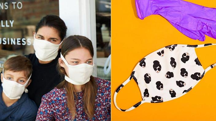 Not all fabric face masks are created equal.