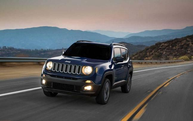 Jeep Renegade coming to India at 2018 Auto Expo