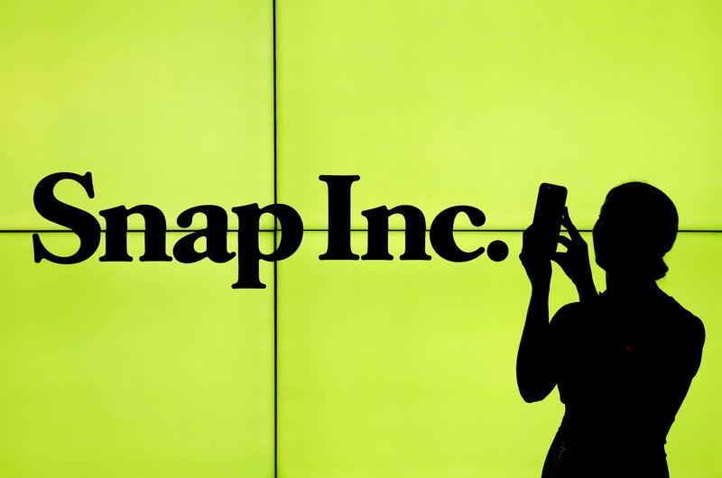 Snapchat Parent Snap Posts Its First Loss in Daily Active Users