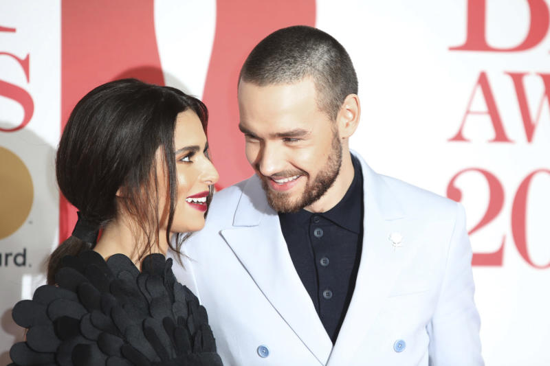 Liam Payne Is Frightened Of Ex-Girlfriend Cheryl, Says