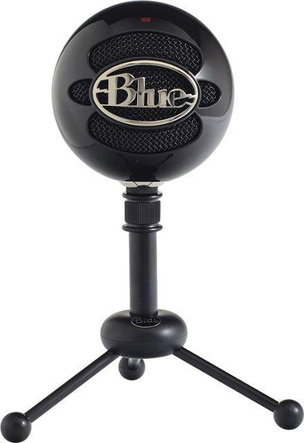 best microphone for streaming - Blue Microphones Snowball USB Microphone