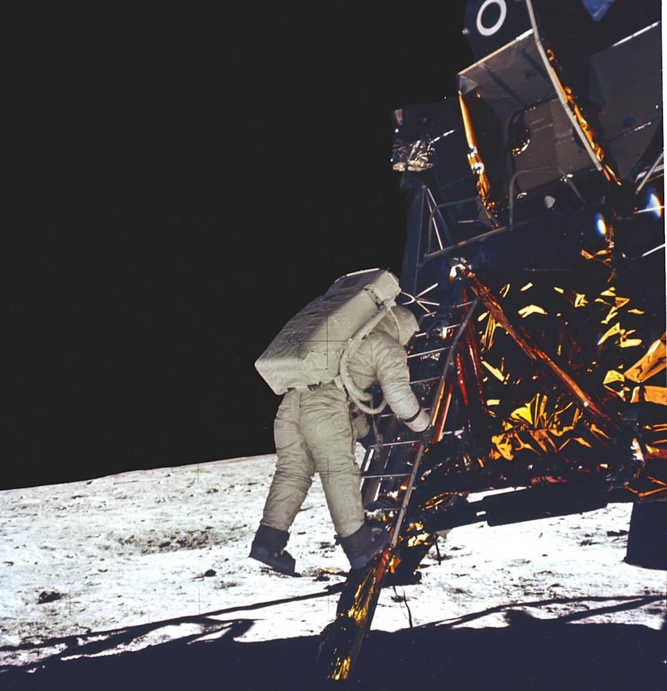Bart Sibrel, a filmmaker and conspiracy theorist punched by Buzz Aldrin, has centered his career around disproving the Apollo 11 moon landing in 1969.