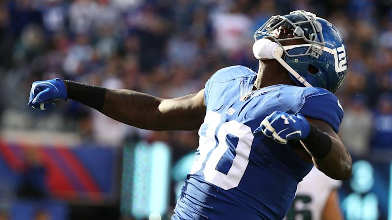 New York Giants tie Jason Pierre-Paul down to four-year deal