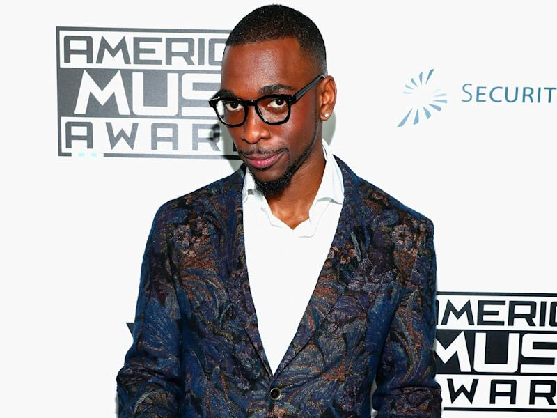 Jay Pharoah Rich Polk Getty final