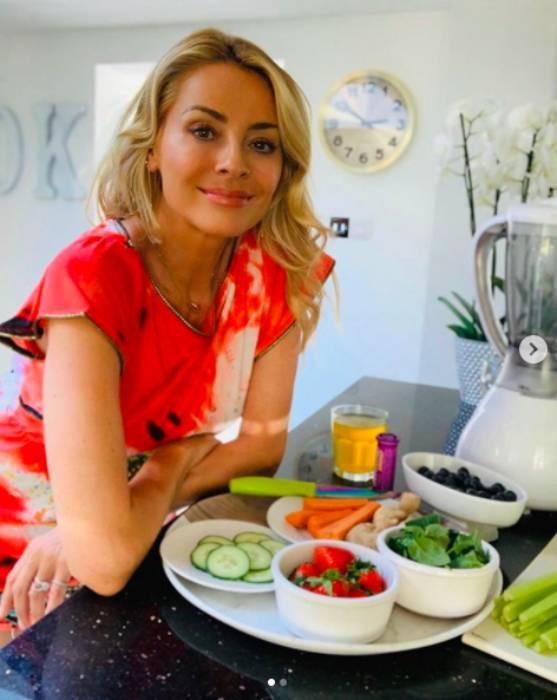 tess-daly-parenting-style