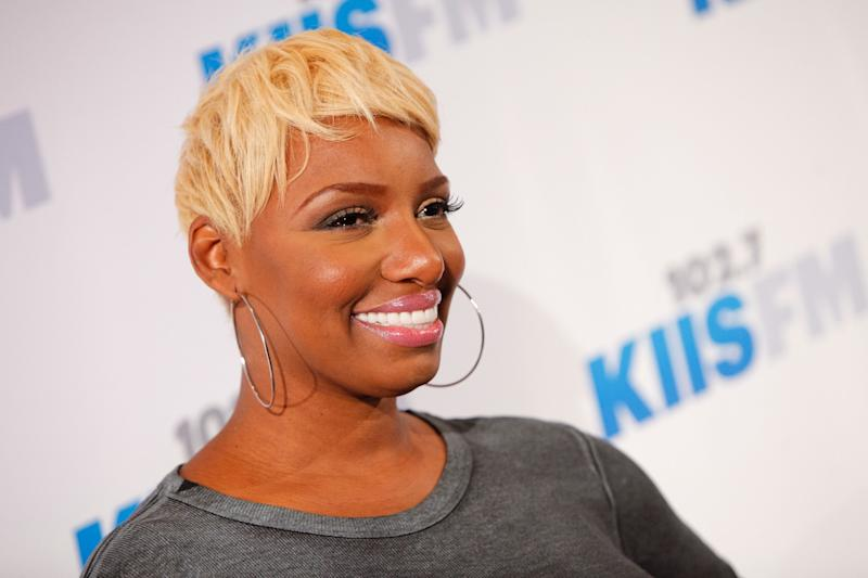 LOS ANGELES, CA - DECEMBER 03:  TV personality/actress NeNe Leakes attends KIIS FM's 2012 Jingle Ball at Nokia Theatre L.A. Live on December 3, 2012 in Los Angeles, California.  (Photo by Imeh Akpanudosen/Getty Images)