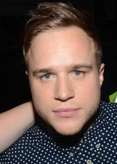 Olly Murs photos: That chiseled jaw makes us melt.