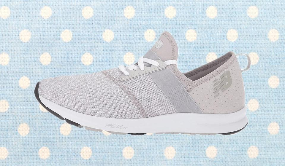 Don't love white sneakers? Opt for this warm oatmeal shade. (Photo: Zappos)