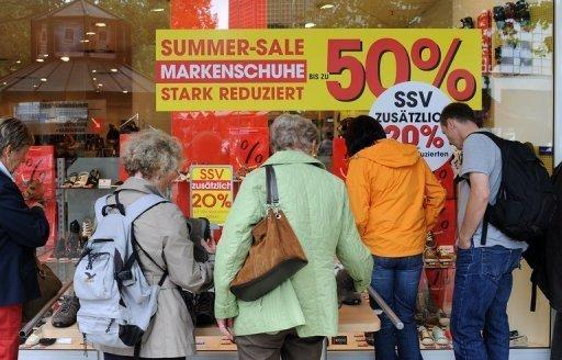 German retail sales for May better than expected