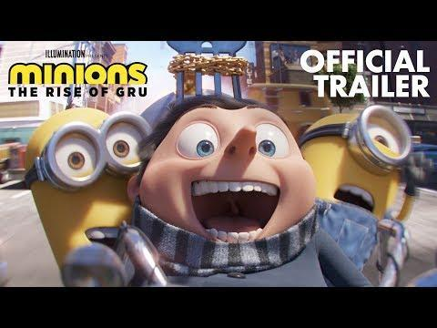 """<p>Who doesn't love a good, old-fashioned villain origin story? In this sequel to the spin-off prequel to <em>Despicable Me</em> (we can't keep track, either), 12-year old Felonious Gru tries to prove his worth to a group of supervillains by showing them just how evil he can be. If you or a loved one has found yourself taken with the Minions craze, <em>The Rise of Gru</em> is sure to deliver lots of shenanigans with the tiny, yellow, denim overall-wearing henchmen. </p><p><a href=""""https://www.youtube.com/watch?v=pN1HNkoL2QA """" rel=""""nofollow noopener"""" target=""""_blank"""" data-ylk=""""slk:See the original post on Youtube"""" class=""""link rapid-noclick-resp"""">See the original post on Youtube</a></p>"""