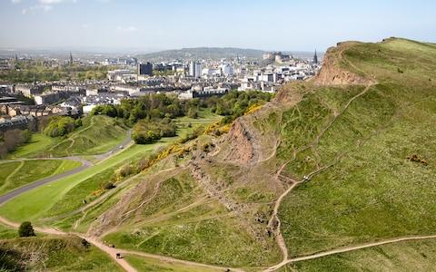 Arthur's Seat - Credit: This content is subject to copyright./Loop Images