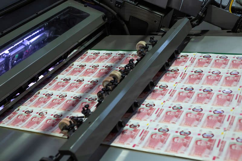 FILE PHOTO: Bank of England unveils new banknote celebrating WW2 code-breaker Turing