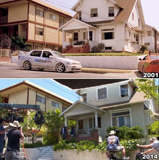 The inside story of the real 39 fast furious 39 house for Garage les milles