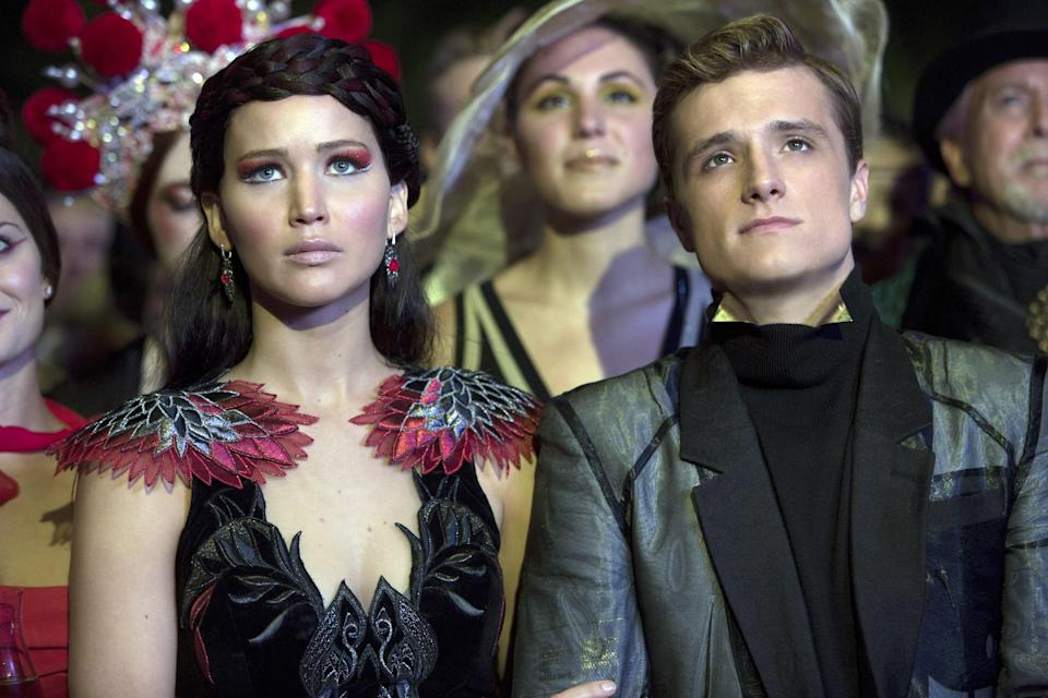 """<p><em>Catching Fire</em> elevates the first, already very good 2012 <em>Hunger Games</em> movie in many ways. First and foremost, it raises the stakes. (Katniss just one the Games, and now she has to go back and <em>do it all over again</em>?) But beyond that, it shows the young, talented cast fully baked into their roles and ready to explore the nuance underneath the franchise's nonstop action. — <em>CR</em></p> <p><a href=""""https://www.amazon.com/Hunger-Games-Catching-Fire/dp/B00I2TV3NO/ref=sr_1_1?dchild=1&keywords=The+Hunger+Games%3A+Catching+Fire&qid=1592941811&s=instant-video&sr=1-1"""" rel=""""nofollow noopener"""" target=""""_blank"""" data-ylk=""""slk:Stream on Amazon Prime Video"""" class=""""link rapid-noclick-resp""""><em>Stream on Amazon Prime Video</em></a></p>"""