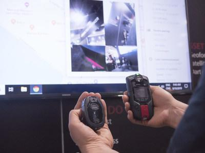 Blackline's G7 wearables to add camera technology in 2020, dramatically increasing awareness during emergency situations. (CNW Group/Blackline Safety Corp.)