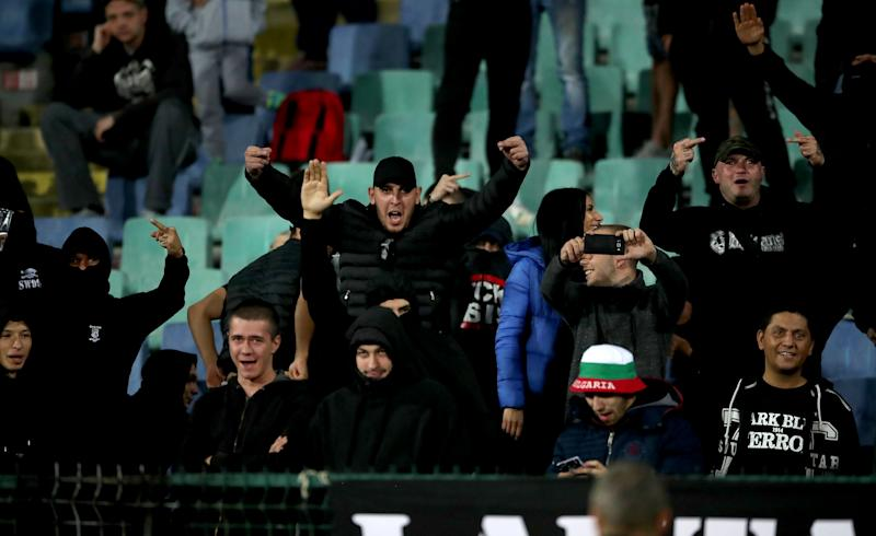 Do supporters want to be racist and offensive? If so, it should cost them and their team dearly. (Photo by Nick Potts/PA Images via Getty Images)