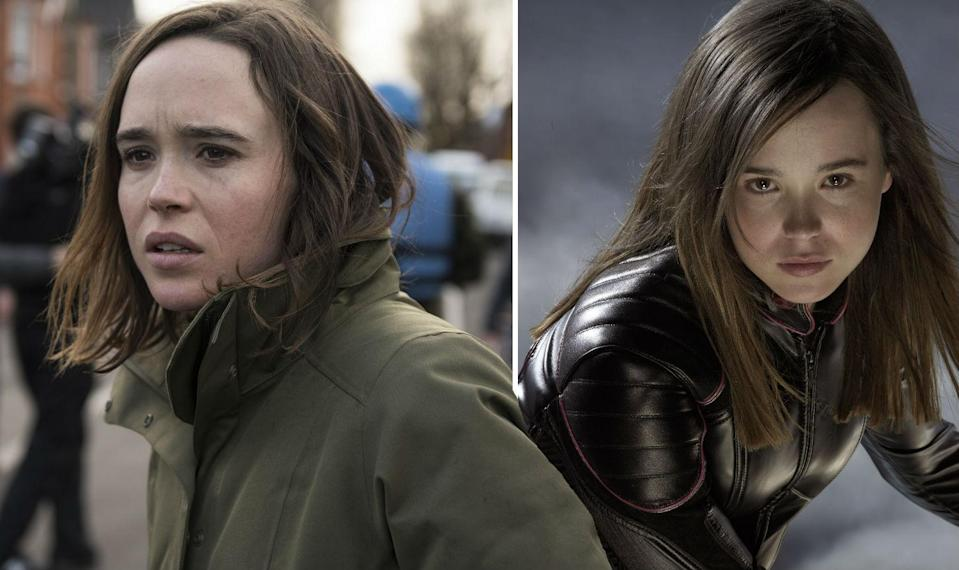 Ellen Page talks to Yahoo Movies about The Cured and Kitty Pryde