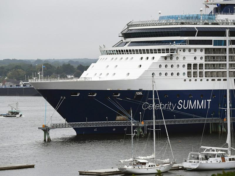 Celebrity Summit in 2019.