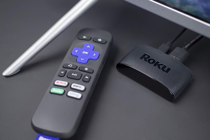 Roku Express 2019 with remote