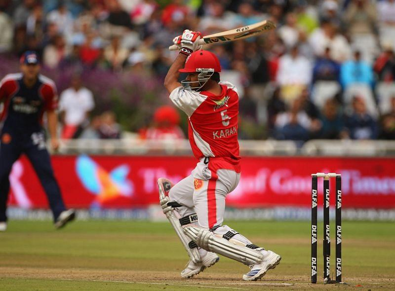 Kings XI Punjab finished at the second position on IPL 2008 points table