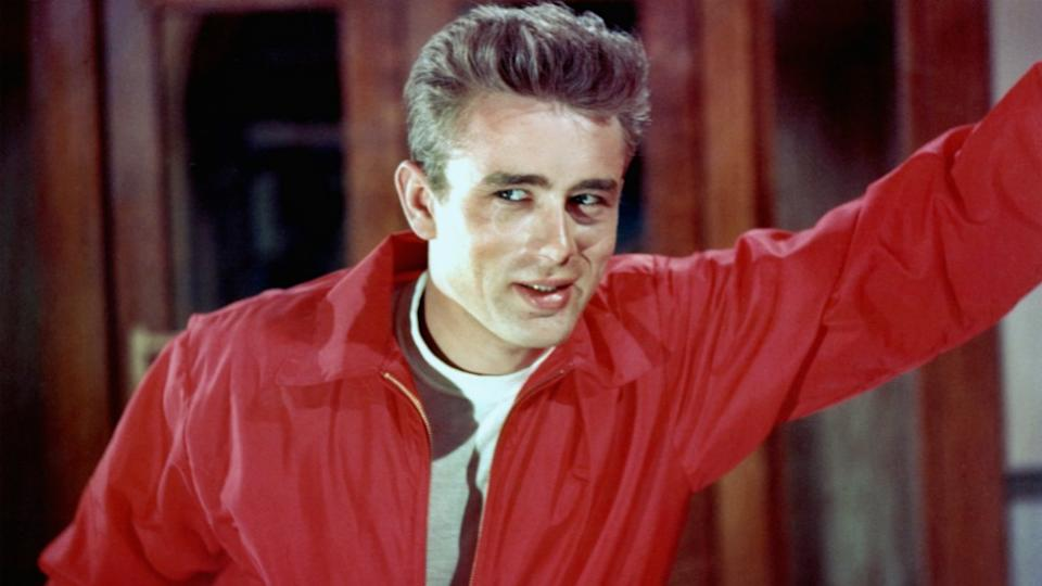 James Dean was an actor before his death in 1955 at the age of 24.