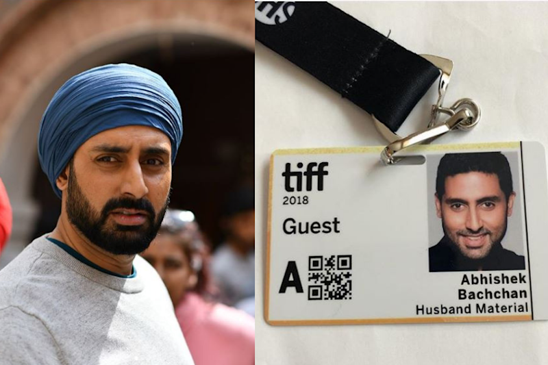 Abhishek Bachchan is 'Husband Material' According to TIFF, Here's Why
