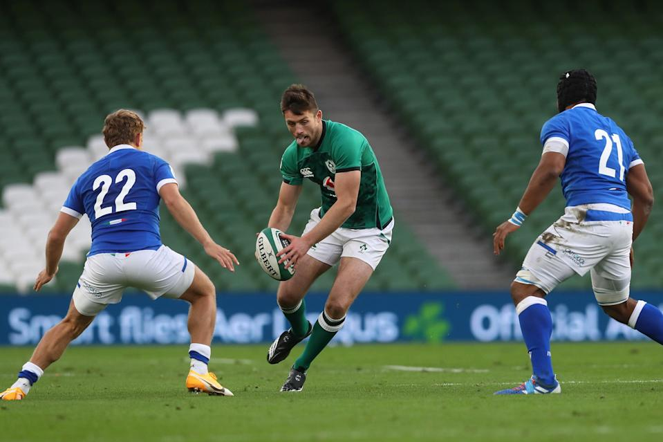 <p>Italy have only ever beaten Ireland once in the Six Nations</p> (Getty Images)