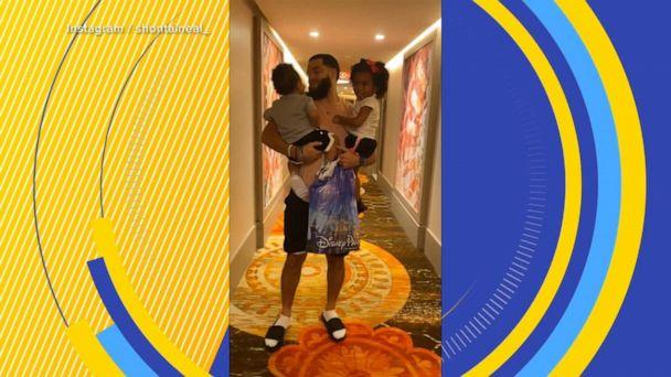 VIDEO: NBA family reunites in bubble for playoffs (ABCNews.com)