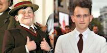 <p><strong>First Film: </strong><em>Harry Potter and the Sorcerer's Stone</em></p><p><strong>Character Played: </strong>Dudley Dursley</p><p><strong>Age: </strong>31</p><p>You can catch Melling—who played Harry's bratty, selfish cousin—on Netflix's 2018 Western <em>The Ballad of Buster Scruggs</em>. He also has a surprise cameo on HBO's <em>His Dark Materials</em>.</p>