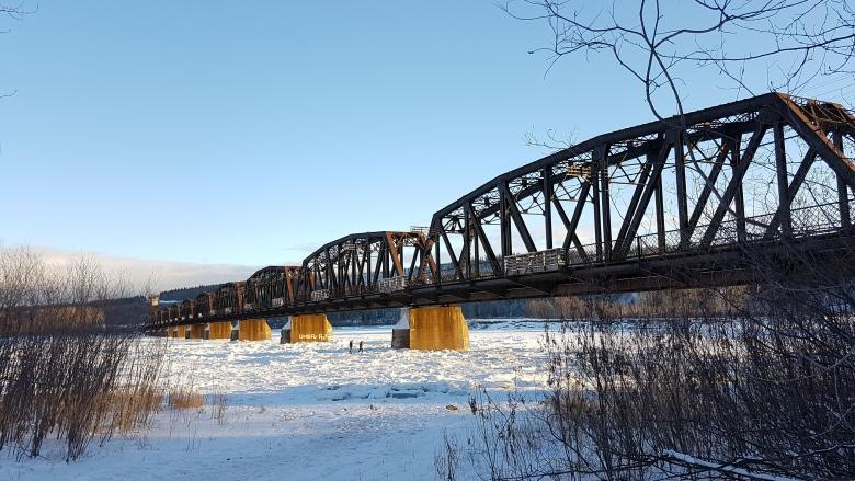 A decade after it was destroyed by ice jams, Prince George considers how to rebuild popular park