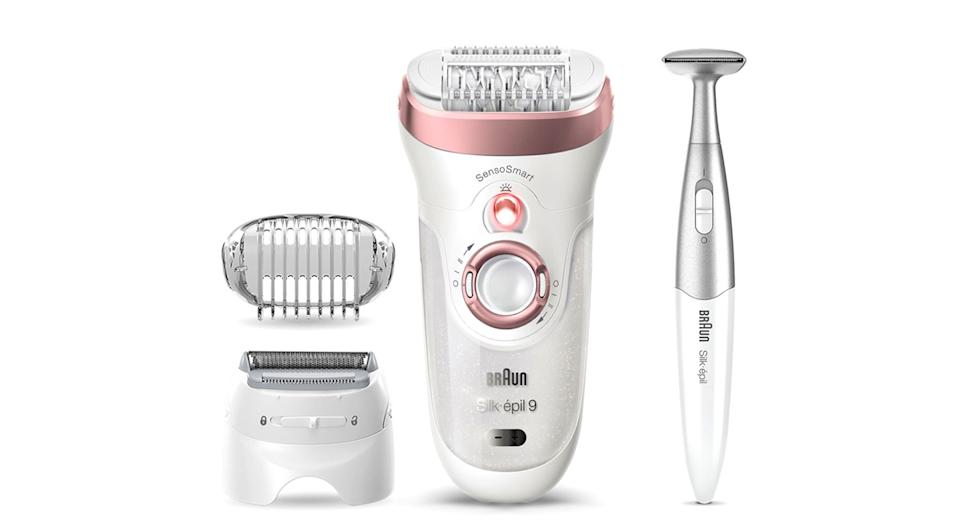 Braun Silk-épil 9 9-890 Epilator for Women