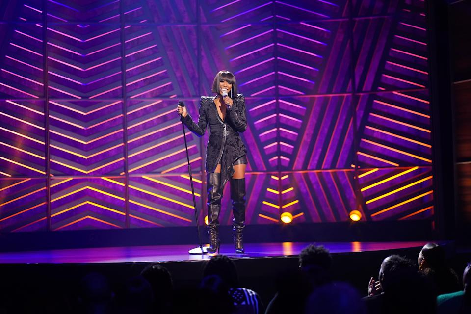 Yvonne Orji Reintroduces Herself With a Rip-Roaring Standup Special