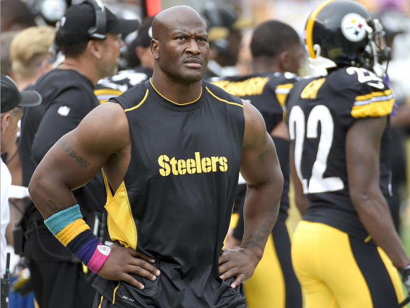 James Harrison Retires As One Of The Most Notable Steelers In Pittsburgh History Ap