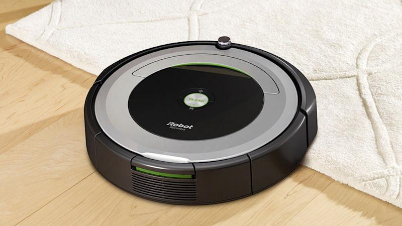 This Roomba was designed with larger homes in mind.