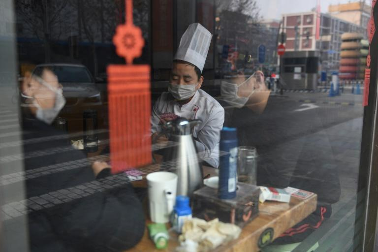 Some restaurants in Beijing are resisting the official line and staying open despite the coronavirus outbreak