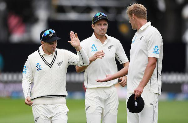 A great day's work for New Zealand