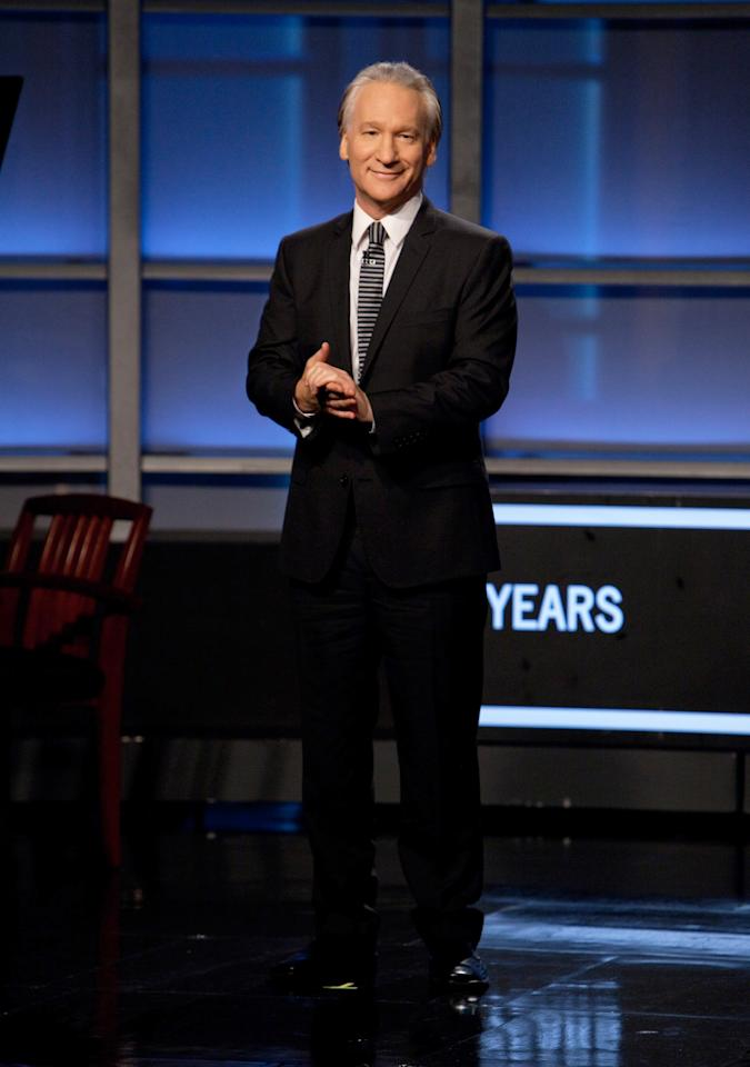 """Outstanding Variety, Music, or Comedy Series: """"Real Time with Bill Maher"""""""