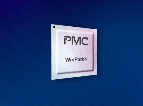 PMC's WinPath4 Carrier Ethernet Router-on-Chip Allows OEMs to Respond to Expanding Requirements of N ...