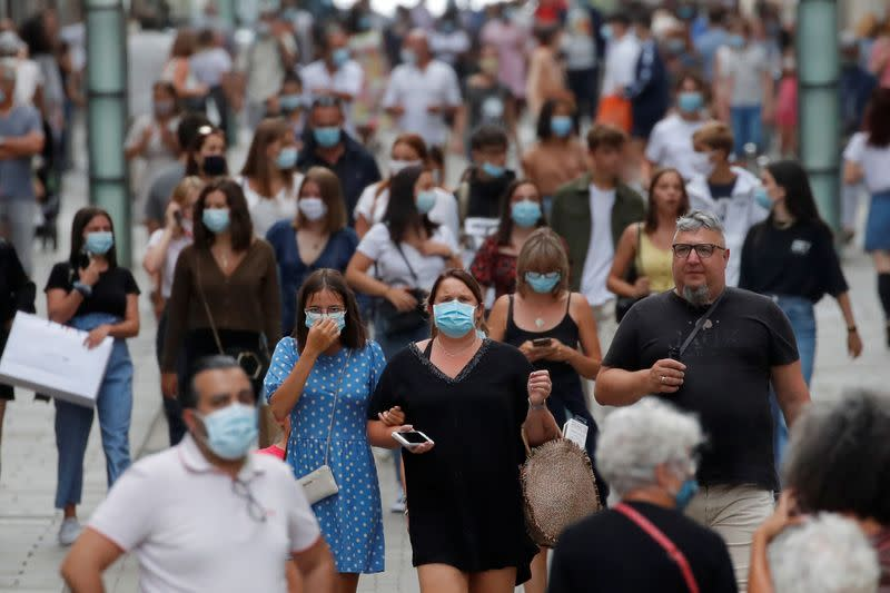 Masks to be mandatory in Paris from Friday morning 8 am - media