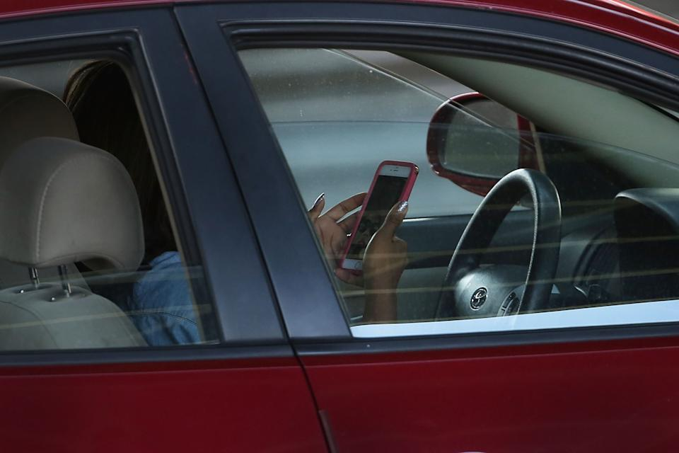 From March 1, 2020, drivers caught on their mobile phones will get a $344 fine and five demerit points.