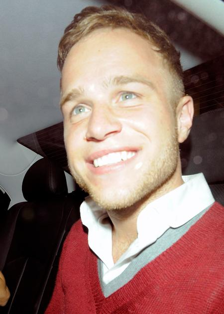 Olly Murs photos: And he looks pretty good close up as well.