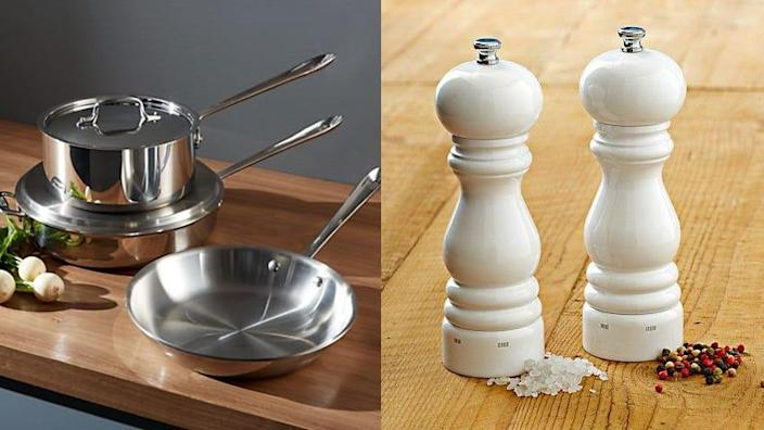 Stock your kitchen with these on-sale goods at Williams' Sonoma.